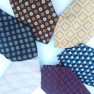 Canali and Hugo Boss Tie Lot